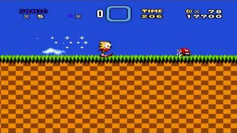 Let's play Super Sonic World