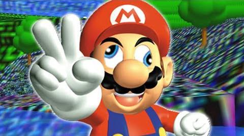 Mario 64 HACKED - Part 1 (CHAOS EDITION!)