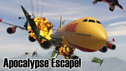 GTA V Mods Apocalypse Escape
