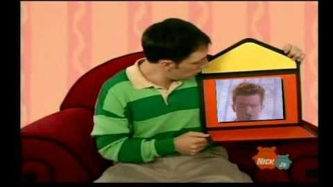 Blue's Clues - Steve Gets Rick Rolled-0