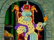 King-Squidward