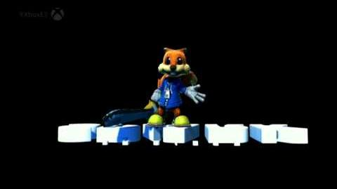 E3 2014 Microsoft - Conker is BACK!!! (Project Spark)