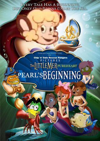 The Little Mer-Pureheart 3 Pearl's Beginning Poster