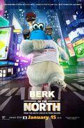 Berk of the North Poster