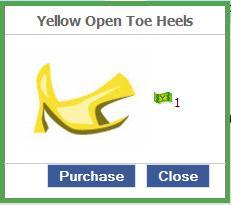 File:Yellow Open Toe Heels.jpg