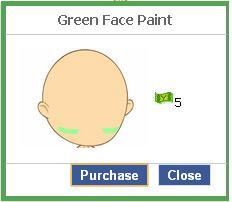 File:Green face paint.JPG