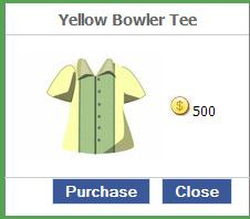 File:Yellow Bowler Tee.JPG