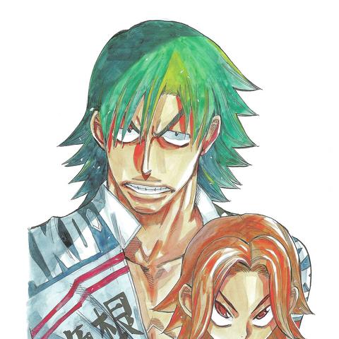 Doubashi with Kaburagi.