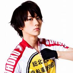 <center>Ota Motohiro as Imaizumi Shunsuke.</center>