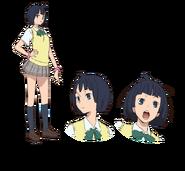 Wiki - Touka Character Art