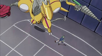Yu-Gi-Oh! 5D's - Episode 036