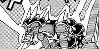 Bomb Lizard (manga)