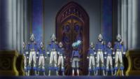 Sora & Obelisk Force