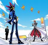 Dark Yugi and Seto Kaiba's Battle City Duel (manga)