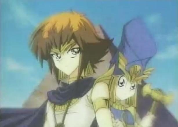 File:Pharaoh Atem and Priest Seto Cosplay.jpg