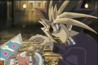 Yugi's Hand (Alpha and Gamma) (Jap)