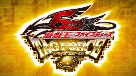 Yugioh Tag Force 6 OP