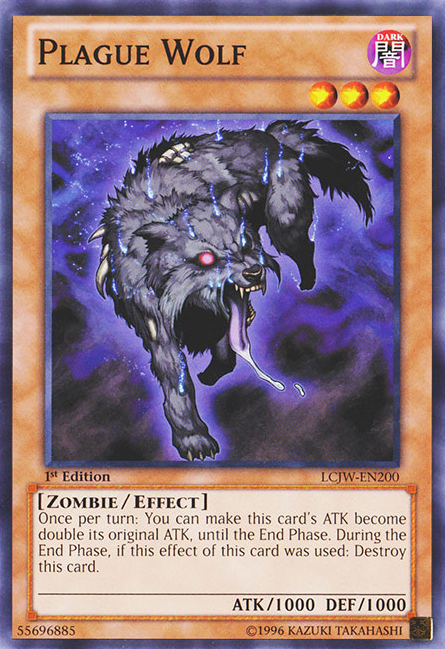 plague wolf yugioh fandom powered by wikia