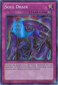 YuGiOh! TCG karta: Soul Drain