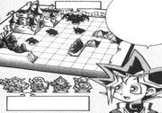 YGO-050 Monster World explained