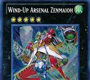 Wind-Up Arsenal Zenmaioh