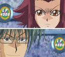Akiza and Koda's Duel