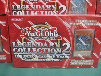 Legendary Collection 2: Gameboard Edition