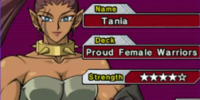 Tania (Spirit Caller)