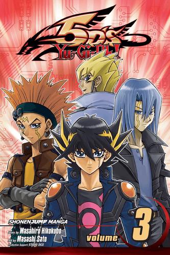 <i>Yu-Gi-Oh! 5D's</i> Volume 3