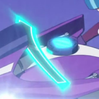 File:Selena's Synchro Dimension Duel Disk.png