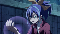 Celina's Bracelet Glows Stronger Due to The Four Dragons Appearing