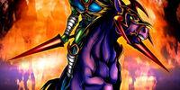 Cavaliere Vento Oscuro di Gaia