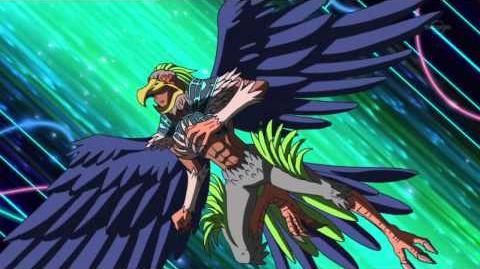 Assault Blackwing - Kuniyoshi the White Rainbow