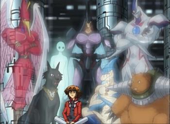 Yu-Gi-Oh! GX - Episode 105
