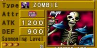Zombie Warrior (DOR)