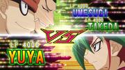 Yuya VS Ken and Makoto