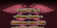Going Home: Memories Long Past and a Hand of Hope