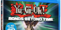 Yu-Gi-Oh! 3D Bonds Beyond Time Blu-ray promotional card