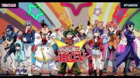 "Yu-Gi-Oh! ARC-V Season 2 Opening Theme ""Can you Feel the Power"" (English)"