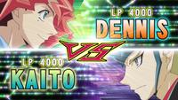 Dennis VS Kite