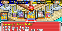 Humanoid Worm Drake (DBT)