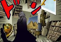 Yoshimori's soul room