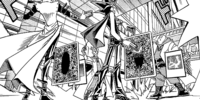 Dark Yugi, Seto Kaiba and the Rare Hunter Tag's Duel (manga)