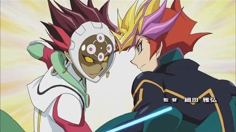 Yu-Gi-Oh! VRAINS - Opening 1 - With The Winds