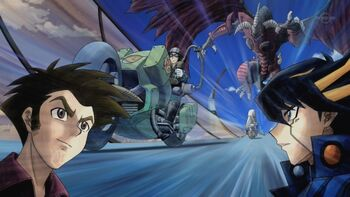 Yu-Gi-Oh! 5D's - Episode 119