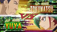Yuya VS Chojiro