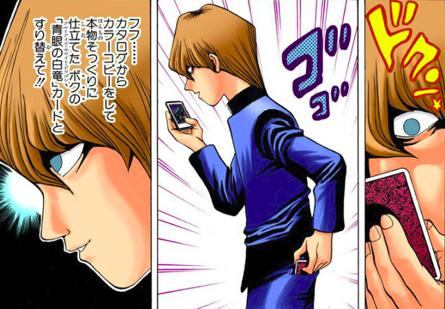 File:Kaiba steals Blue-Eyes.png