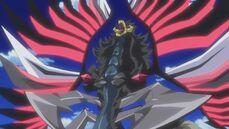 5Dx095 Soar Black-Feather Dragon