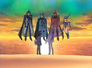 Yu-Gi-Oh! - Episode 184