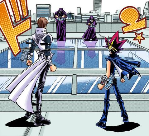 File:Dark Yugi and Kaiba VS Masks.png